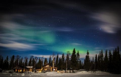 How to get in and get around Kiruna