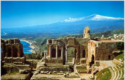 Travel to Taormina