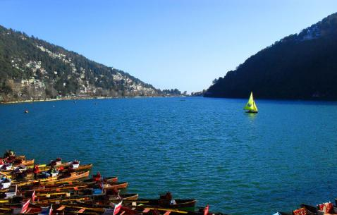 Adventure Activities in Nainital