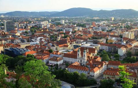 Things to do in Graz