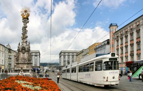 Things to do in Linz