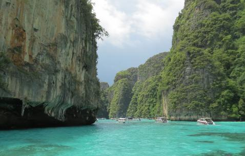 Top Historical Places in Ko Phi Phi Don