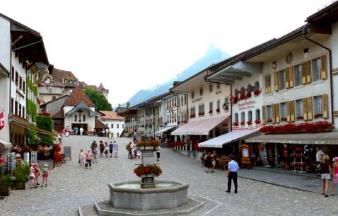 Things to do in Gruyeres