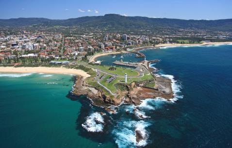 Things to do in Wollongong