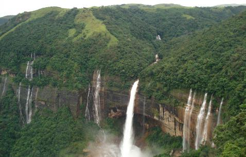 Things to do in Cherrapunji