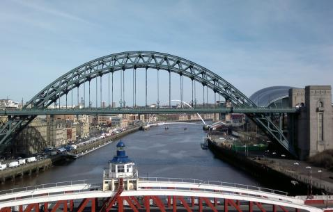 Travel to Newcastle Upon Tyne