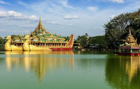 Adventure Activities in Yangon