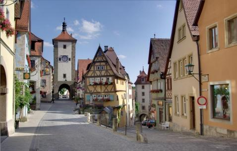 Things to do in Rothenburg