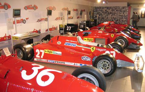 Things to do in Maranello