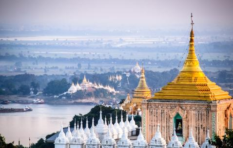 How to get in and get around Mandalay