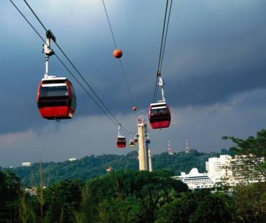 Singapore Cable Car Tours
