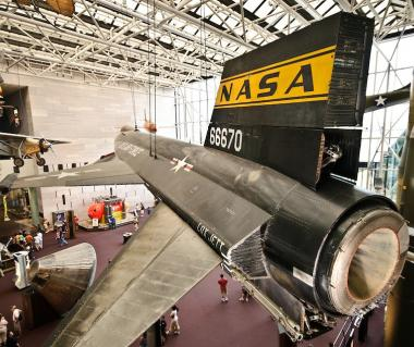 National Air And Space Museum Tours