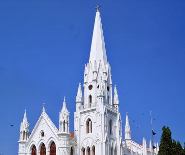 San Thome Basilica Tours