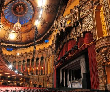 The Fox Theatre Tours