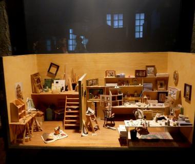 Musee Miniature Et Cinema Tours