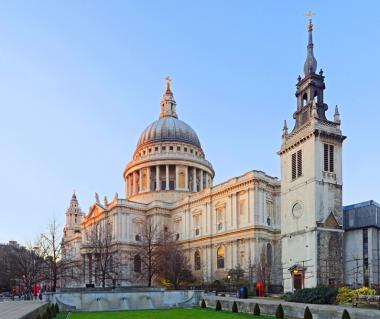 St Paul's Cathedral Tours
