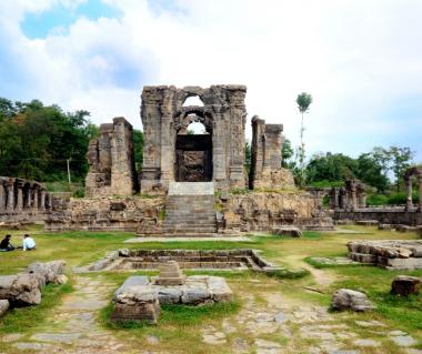Martand Sun Temple Tours