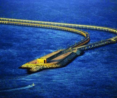 Chesapeake Bay Bridge Tunnel Tours