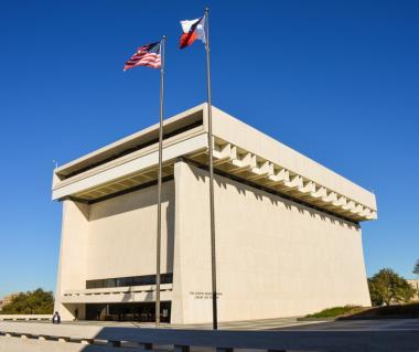 Lbj Presidential Library Tours