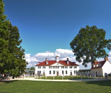 George Washington's Estate Mount Vernon Tours