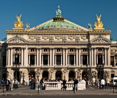 Palais Garnier Tours