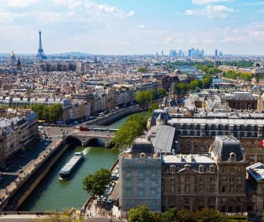 River Seine Tours
