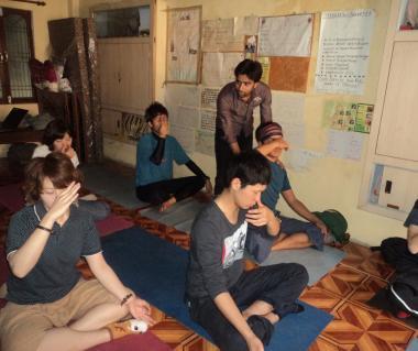 Yoga Education Training Society Tours