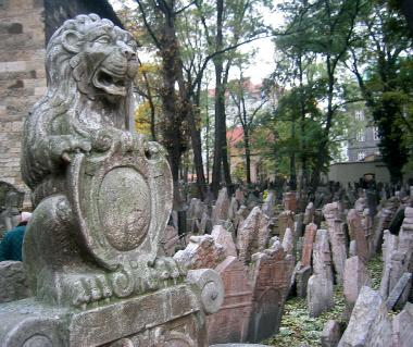 Old Jewish Cemetery Tours