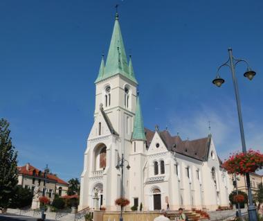 Cathedral Of Kaposvar Tours