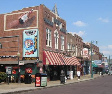 Motel  In Memphis Near Beale Street