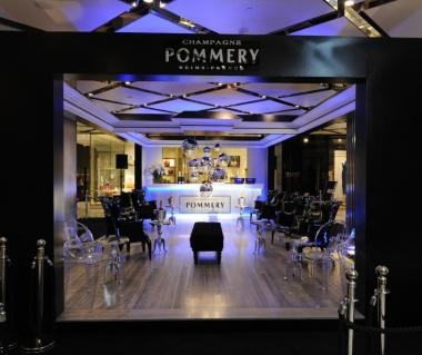 Champagnes Pommery Tours