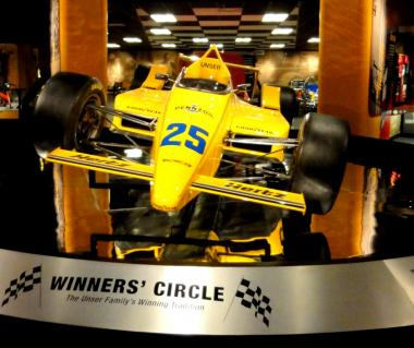 Unser Racing Museum Tours
