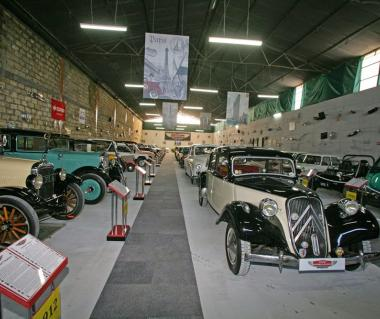 Cyprus Motor Museum Tours