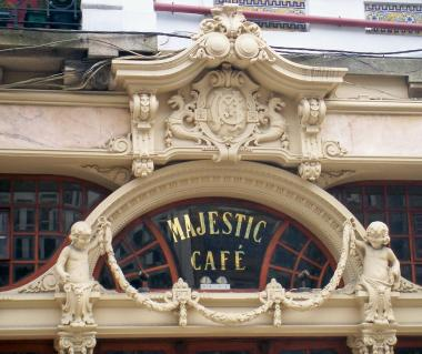 Majestic Cafe Tours