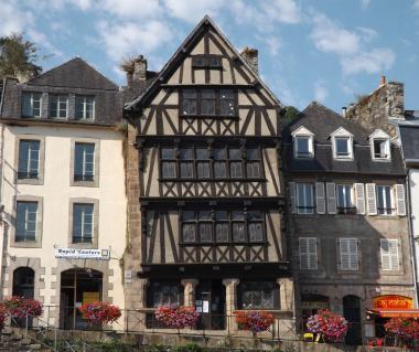 Maison Dite De La Duchesse Anne Tours