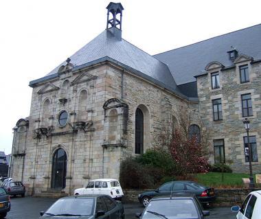 Chapelle Des Ursulines Tours