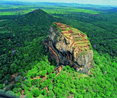 The Sigiriya Fortress Tours