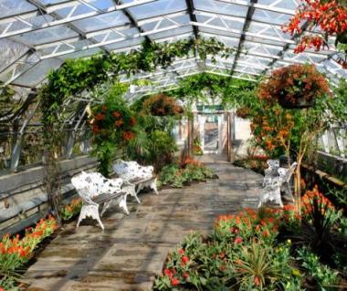 David Welch Winter Gardens Tours