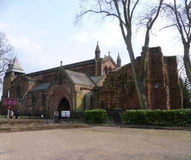 St. John The Baptists Church Tours