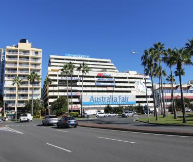 Australia Fair Shopping Centre Tours