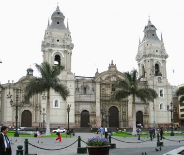 Cathedral Of Lima Tours