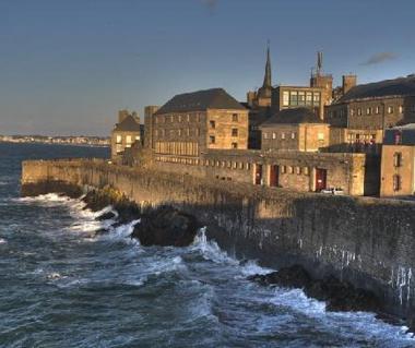 Hotel Bristol Union Saint Malo