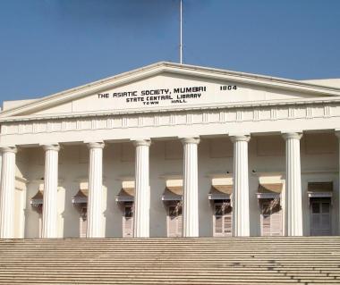 Asiatic Society Mumbai Ticket Price Timings Address