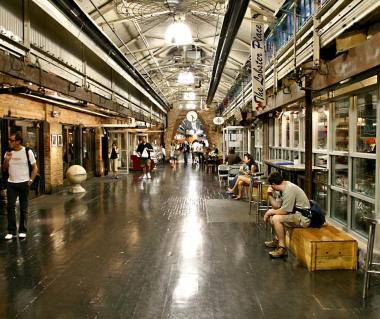 Chelsea Market chelsea market tours, new york city | ticket price | timings: triphobo
