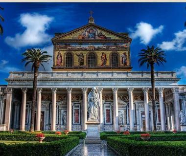 Basilica Of Saint Paul Outside The Walls Tours