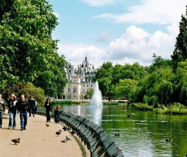 St James's Park Tours