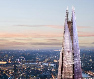 The View From The Shard Tours