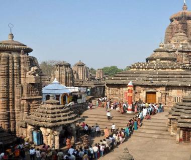 Lingaraja Temple Tours