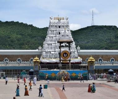 Venkateswara Temple Tours