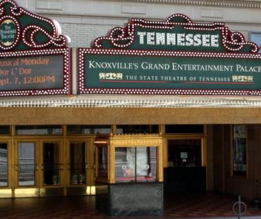 Tennessee Theatre Tours
